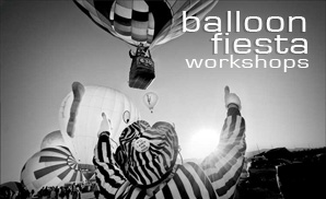 balloon fiesta photography workshops